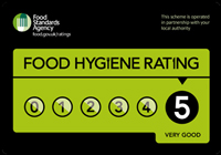 Spice Lounge Takeaway - Food Hygine Rating